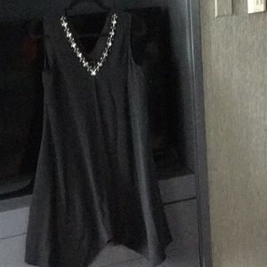 A little black dress!